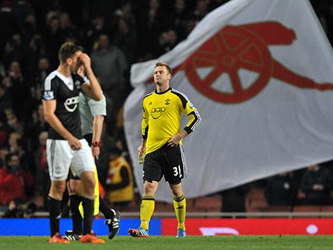 Artur Boruc reflects on his mistake at the Emirates